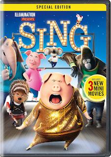 Sing [2016] [DVD R2] [Castellano]