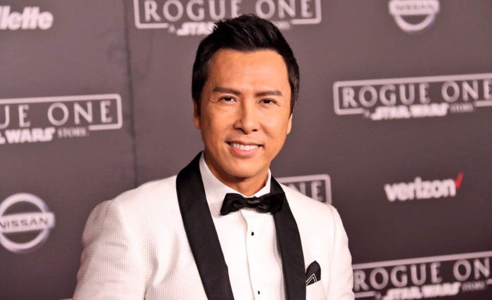 Donnie Yen To Star In Live-Action SLEEPING DOGS Movie