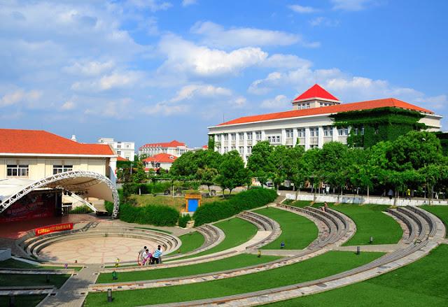 منحة مقدمة من جامعة نانجينغ لدراسة الماجستير والدكتوراه في الصين (ممولة بالكامل )