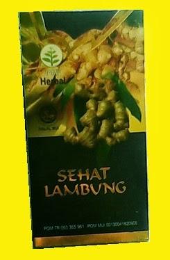 Herbal SEHAT LAMBUNG dari PD SAHARA mengobati gangguan lambung