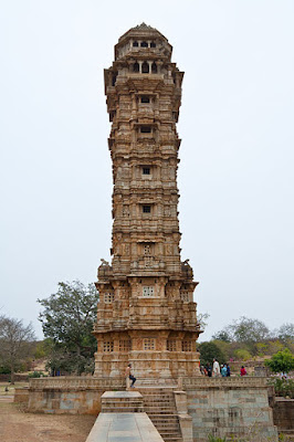 Chittorgarh Fort – A Bygone Sensation of Rajasthan, victory tower