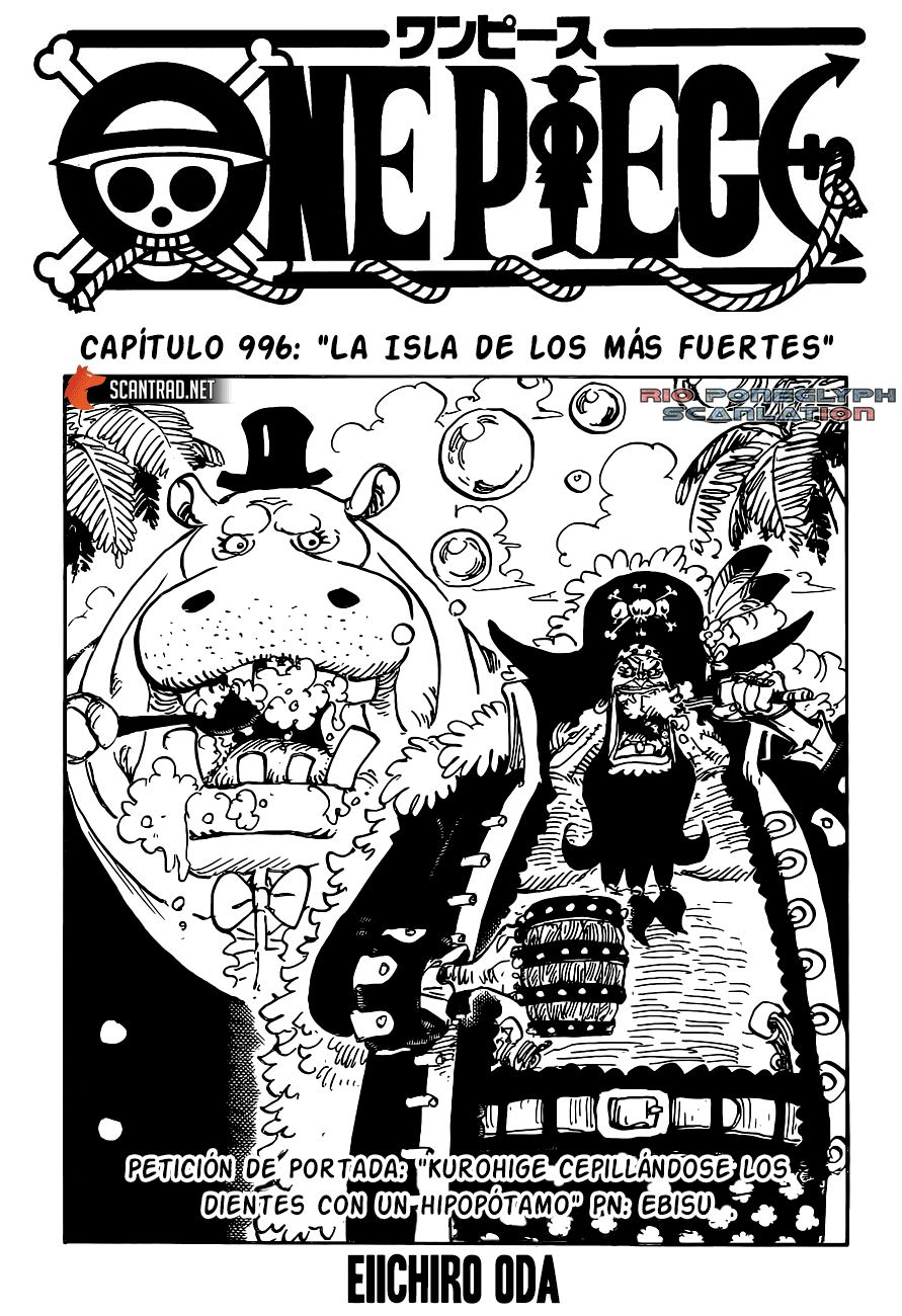 One Piece: Chapter 996-ef8qd - Page 3