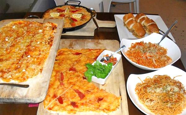 Bacolod restaurant - Delicioso - pizza- pasta - Bacolod blogger