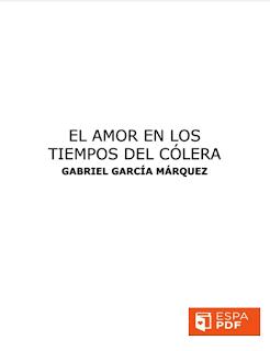 El amor en los tiempos del cólera Gabriel García Márquez ebook descarga inmediata