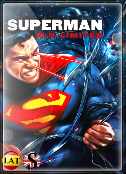 Superman: Sin Límites (2013) FULL HD 1080P LATINO/INGLES