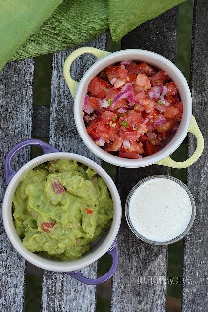 3 salsas para tacos - Tacos de pescado con 3 salsas 5