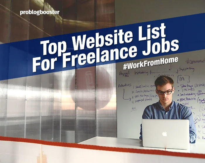 Top Website List For Freelance Jobs