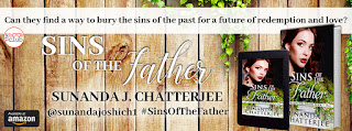 Blog Tour: Sins of the Father by Sunanda Chatterjee