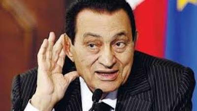 تعرف بالصور على عدد زوجات الرئيس السابق حسنى مبارك... مش هتصدق مين هما