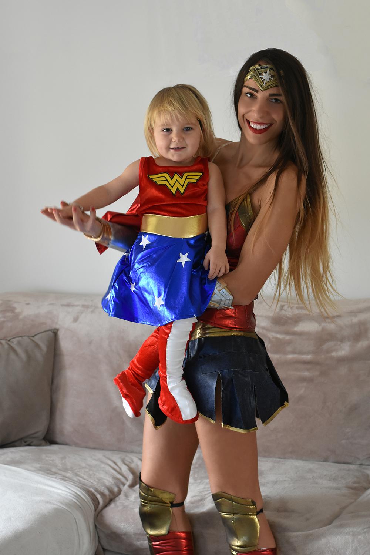 costumi Carnevale mamma figlia