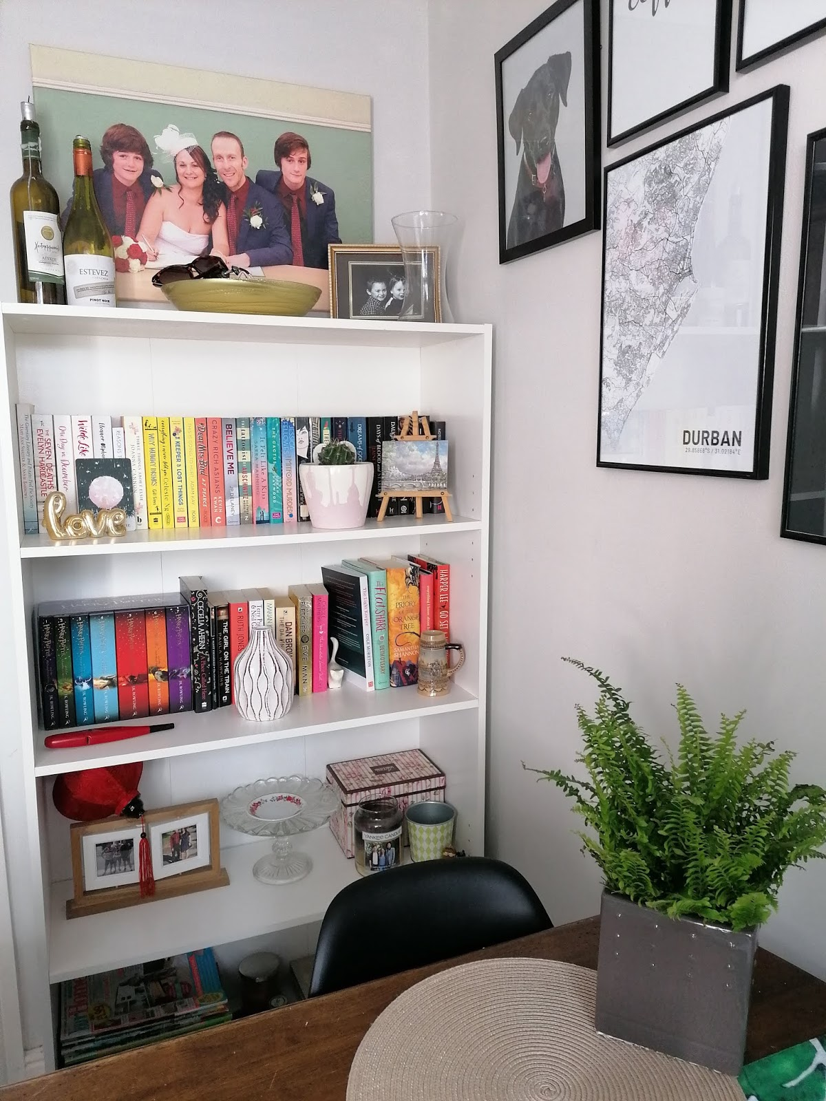 Bookcase from Ebay