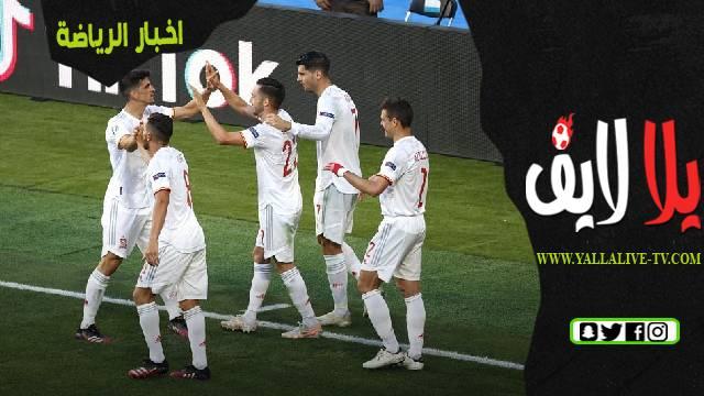 سلوفاكيا 0-5 إسبانيا
