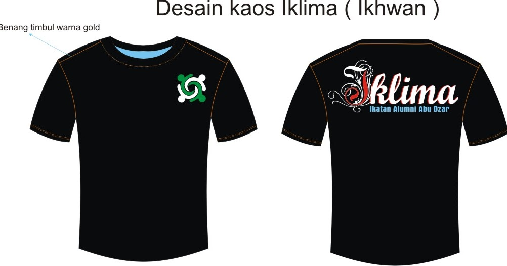 Contoh Desain Kaos.cdr  KARYAKU