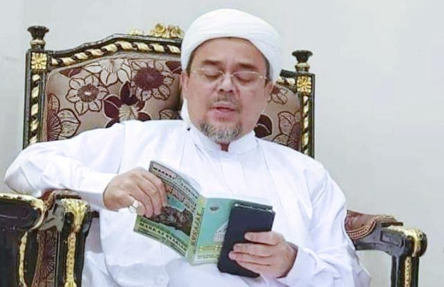 Habib Rizieq: Tanpa 6 Laskar, Saya yang Digiring ke Medan Pembantaian!