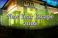 Here is a good #NewYears #RoomEscape by #CrazyEscapeGames!