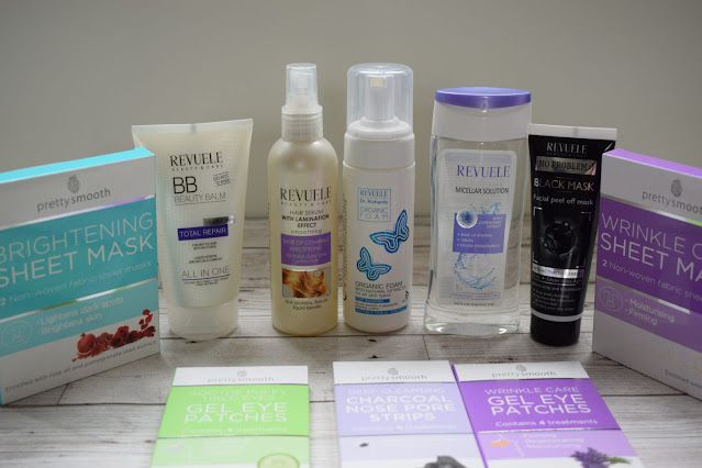 Quest Personal Care skincare products