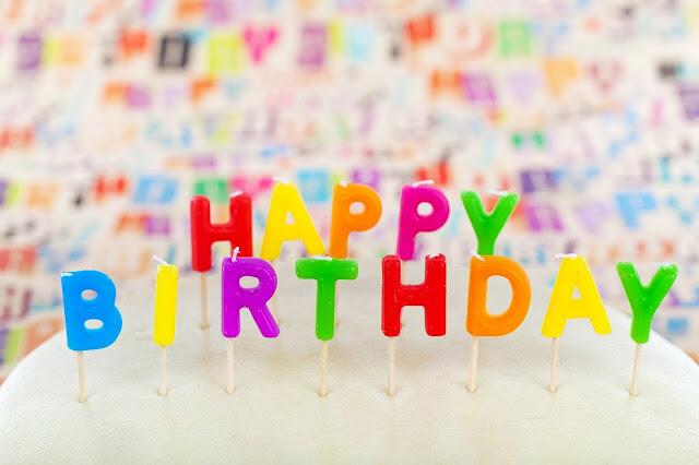 Unique Happy Birthday Wishing Greetings