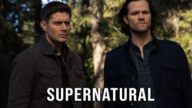 Supernatural season 15 Lucifer Crossover