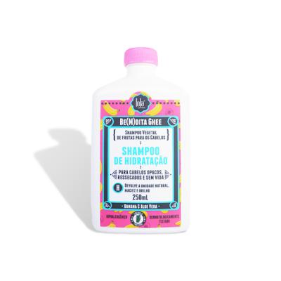 Resenha Shampoo Be(M)dita Ghee Hidratação - Banana - Lola