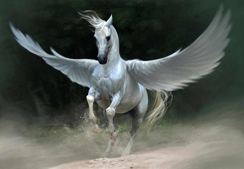 Pégaso: O Mítico Cavalo Alado