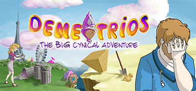 Demetrios The BIG Cynical Adventure-GOG