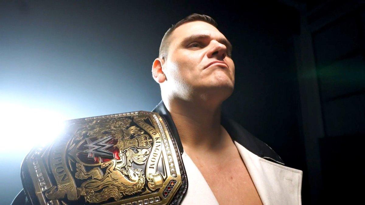 Walter atinge recorde com o NXT UK Championship