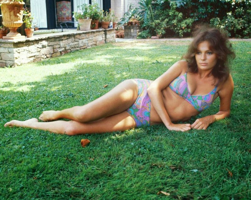 Glamorous Photos Of Jacqueline Bisset In The 1960s And
