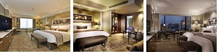 The Intercontinental Bangkok Hotel