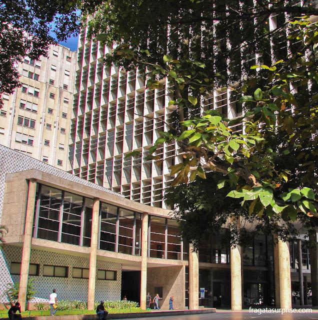 Palácio Capanema, Rio de Janeiro