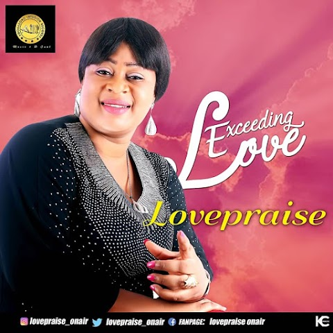 Album: Lovepraise -Exceeding Love – EP