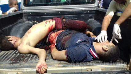PE: Após roubo de carga 02 criminosos morreram e um ficou ferido em confronto com policiais