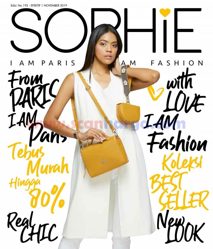 Katalog Sophie Martin November 2019 Terbaru Edisi 192
