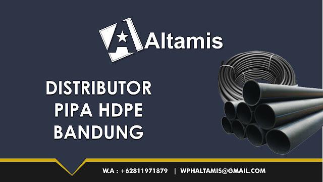 Distributor Jual Pipa Hdpe di Bandung