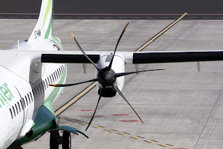 Motor avión ATR 72-600 EC-MMM