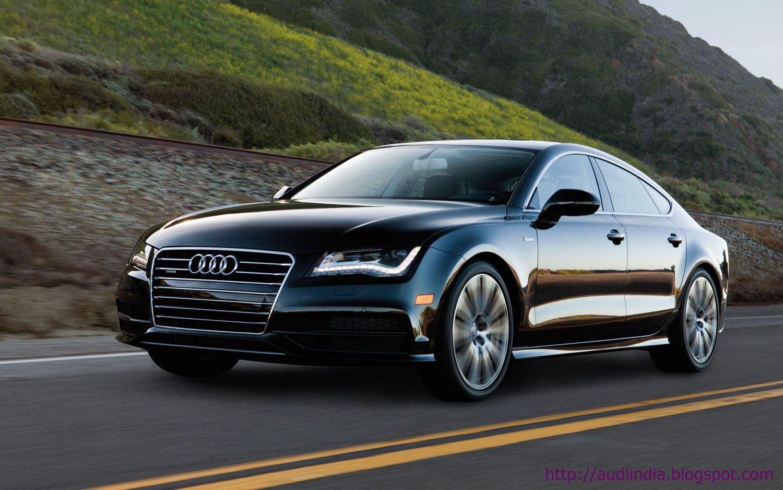 Phantom Black 2012 Audi A7 Sportback - Luxury Liberated ...