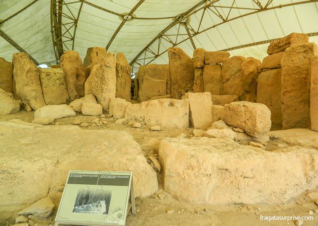 Templo de Hagar Qim, Malta