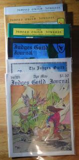 Judges Guild Journal