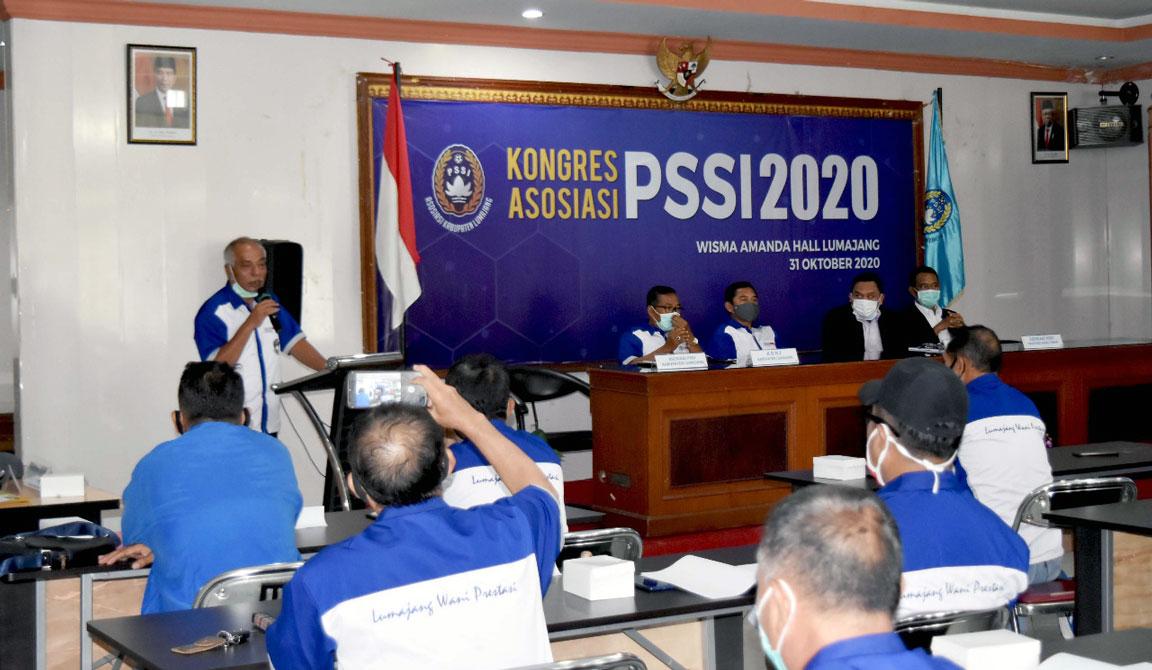 PSSI Lumajang Buka Pendaftaran Calon Ketua Askab 2021-2025