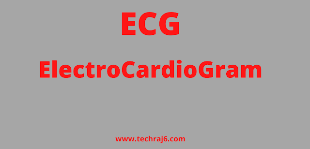 ECG full form, What is the full form of ECG