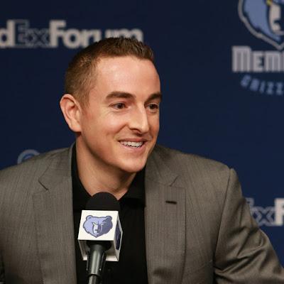 Robert J Pera MEMPHIS GRIZZLIES basketbsall team owner