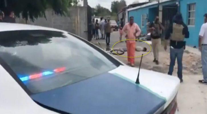 """""""El cuerpo de mi esposo pasó cinco horas tirado"""": Esposa de una de las víctimas narra el ataque en Reynosa"""