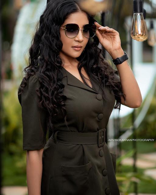 Actress Sakshi Agarwal Latest Hot and Bold Pics Actress Trend