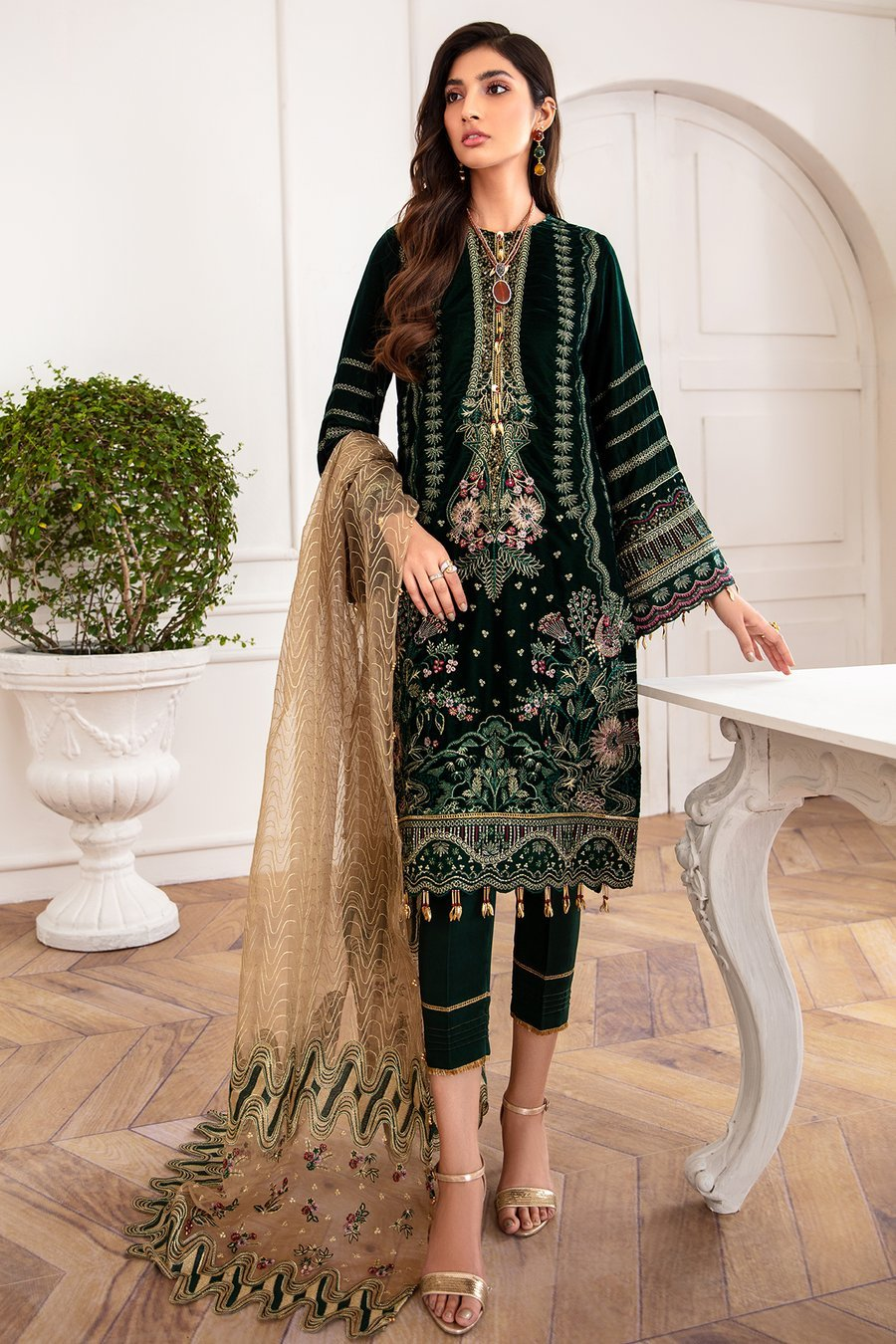 Jazmin Mahpare Luxury Chiffon Collection 2020