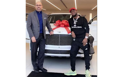 davido bentley,