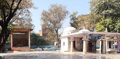 बड़ी खेरमाई मंदिर मैहर - Badi Khermai Temple Maihar