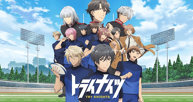 Try Knights Batch Episode 1 – 12 Subtitle Indonesia