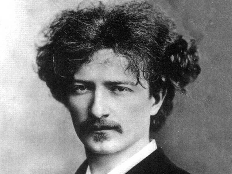 Ignacy J Paderewski
