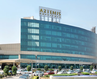 Artemis Hospital operated by Artemis Health Sciences, a subsidiary of PTL Enterprises