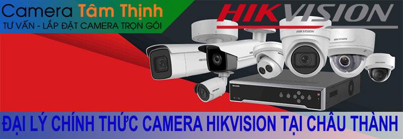 Tư vấn lắp đặt camera hikvision tại châu thành bến tre