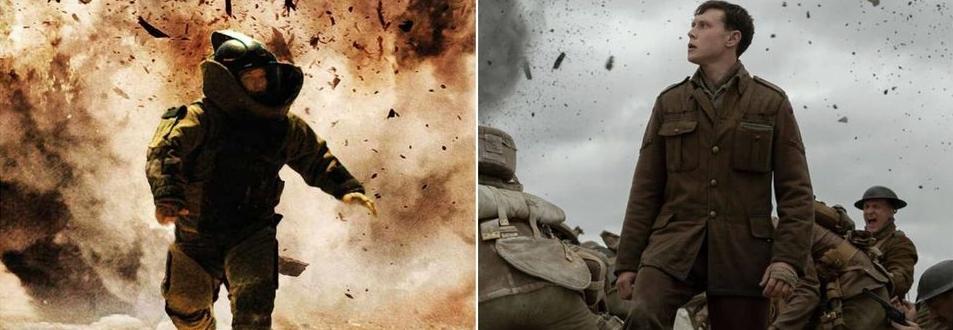 10 найкращих фільмів про війну за рейтингом Rotten Tomatoes